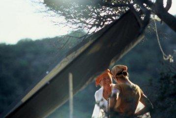 Gespräch unter Camp - Hans-Peter Hufenus: nature&healin